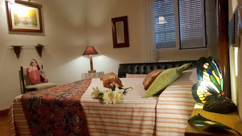 amplio dormitorio planta baja