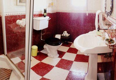 baño planta alta
