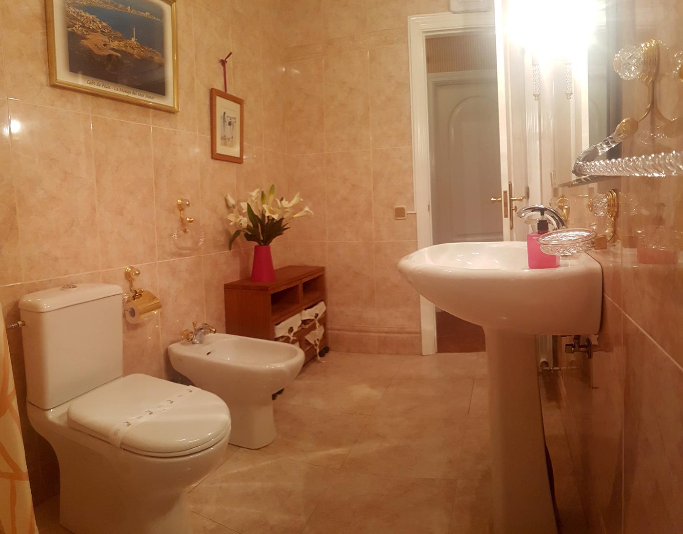 baño relax casa rural