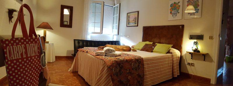 dormitorio planta baja con armario