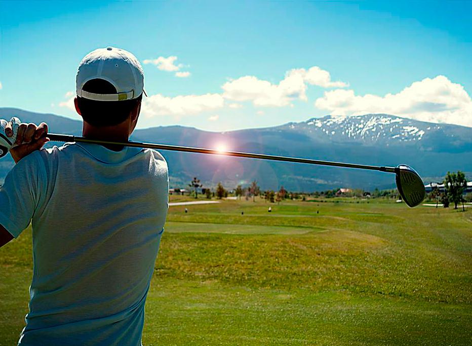 alojamiento cerca de golf la faisanera