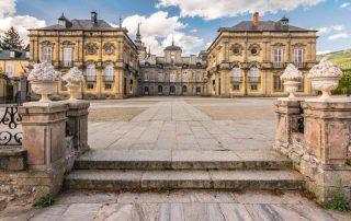 La Granja turismo Segovia