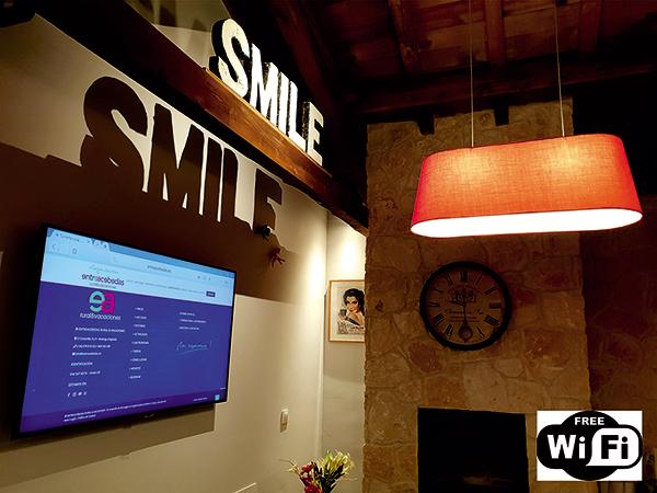 Casa Rural con Wifi y Smart TV