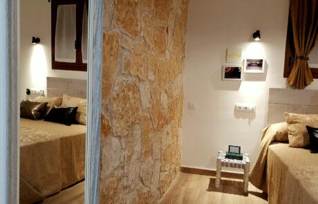 Detalle Dormitorio Vivir